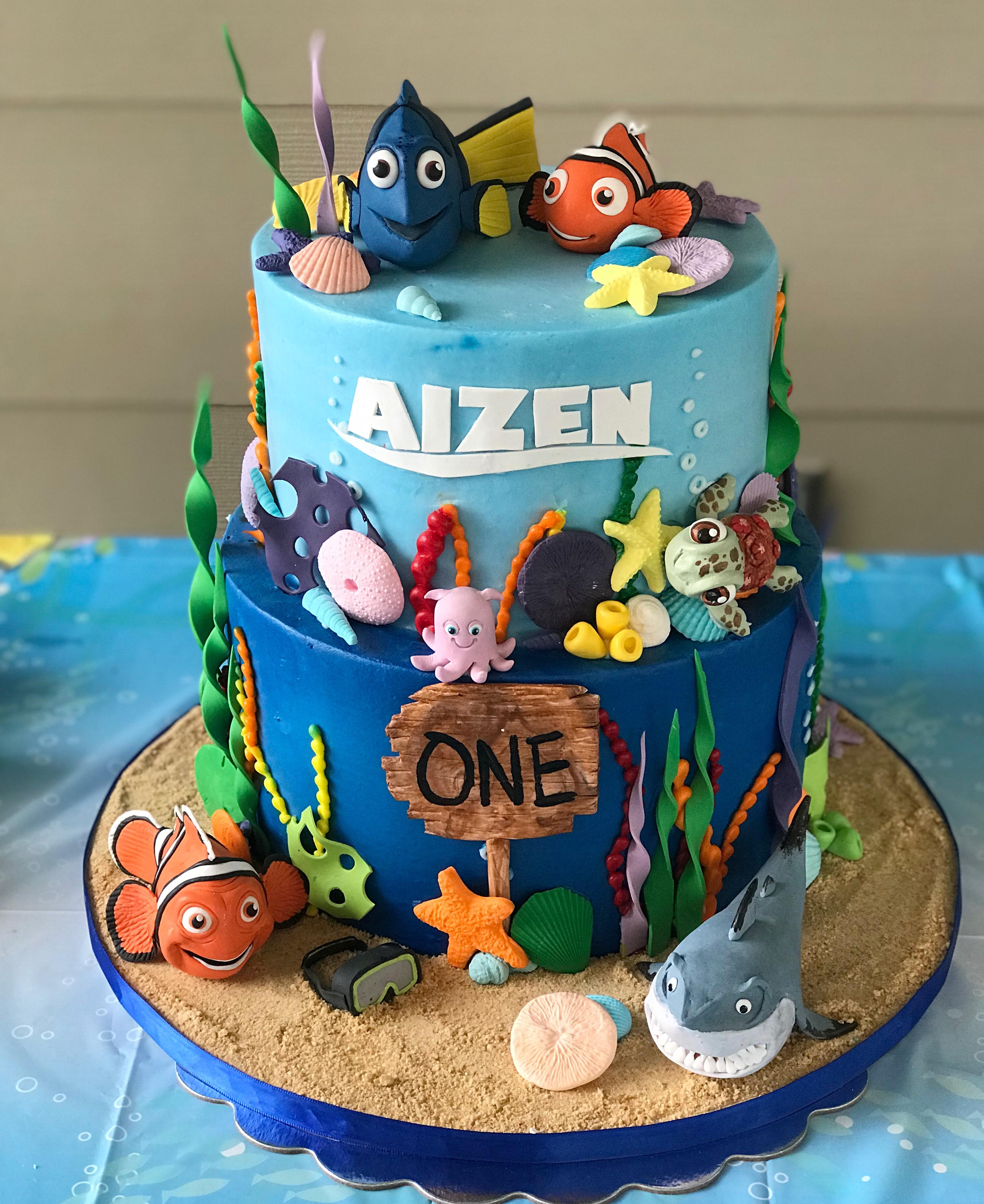Nemo Cake: A Cake Life