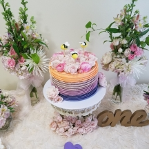 Bees and Buttercream