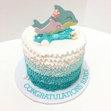 Dolphin Baby Shower