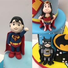 Edible Super Heros