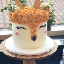 Fox Baby Shower