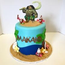 Makaio's Maui Cake