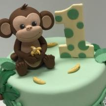 Monkey 1st Birthday