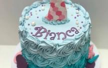 Mermaid Tail Cake