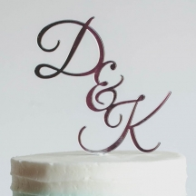 Custom Simple Monogram