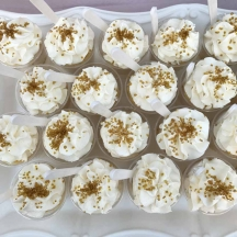 Gold Cake Shooters