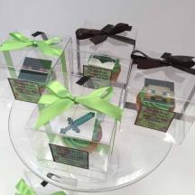 Minecraft Cupcake Favors