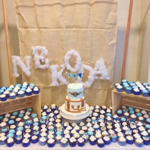 Nekoda Aviation Cupcakes