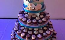 Honu Mini Cupcake Tree