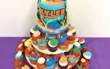 Nemo Cupcake Tree