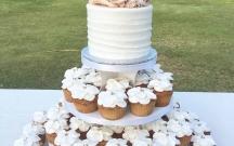Petal Cupcake Tree
