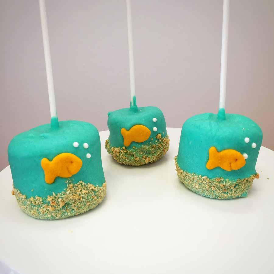 Cake Pops Honolulu Hawaii