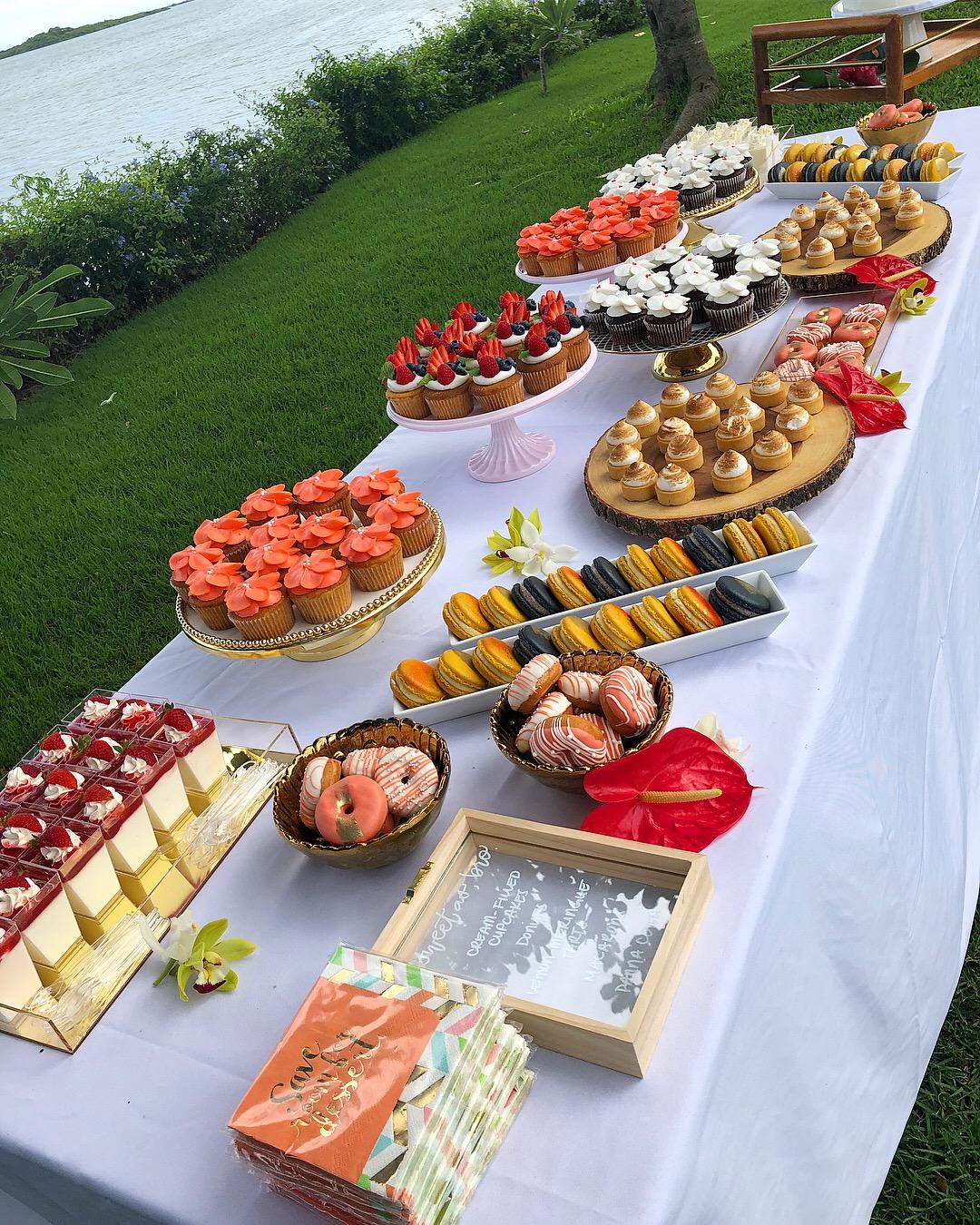 Wedding Mini Desserts: Mini Desserts