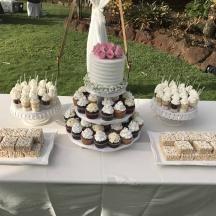 Amuse Dessert Table