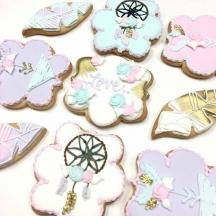Boho Tribal Cookies 2