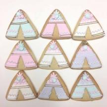 Boho Tribal Cookies 3