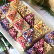 Colorful Rice Crispies