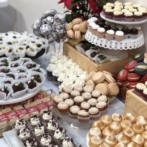 Holiday Dessert Table 1