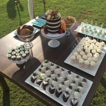 Mini Dessert Table