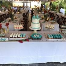 Ocean Dessert Table