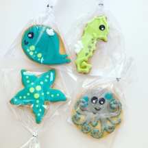 Ocean Sugar Cookies
