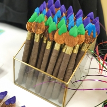 Paint Brush Pretzels 2