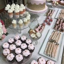 Paris Dessert Table 2