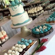 Ocean Dessert Table 2