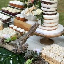 Succulent Dessert Table