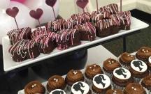 Barbie Mini Cupcakes