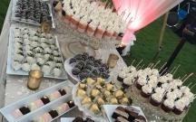 Chocolate Dessert Table
