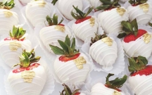 Gold Leaf Strawberries