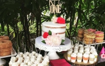 Kingsley Dessert Table