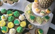 Pineapple Dessert Table 2