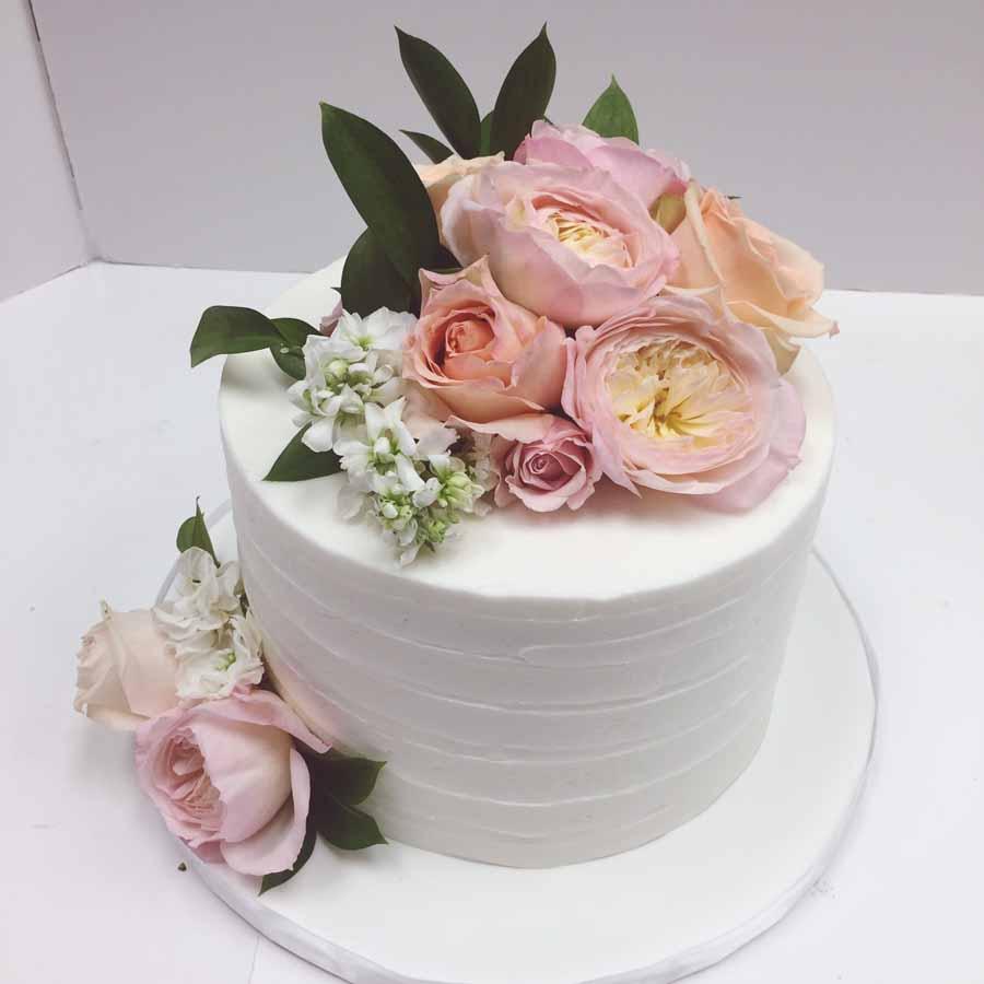 Line Texture Cake : Wedding a cake life