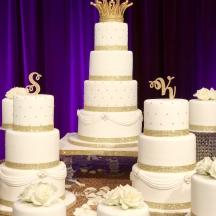 20 Tiers Wedding Cake 2