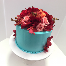Blue Buttercream