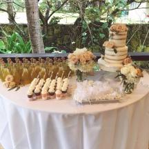 Blush Dessert Table
