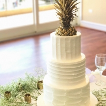 pineapple wedding cake wedding a cake 18525