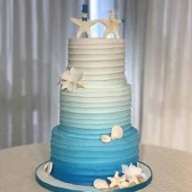 Malibu Blue Ombre