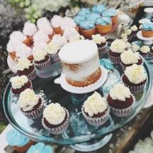 Naked Cake Dessert Table