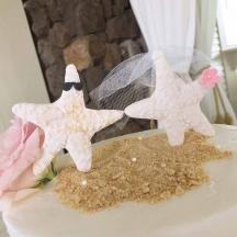 Starfish Cake Topper