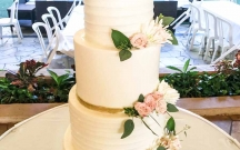 4-tier Texture Buttercream