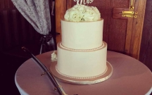 Clean Ivory Buttercream