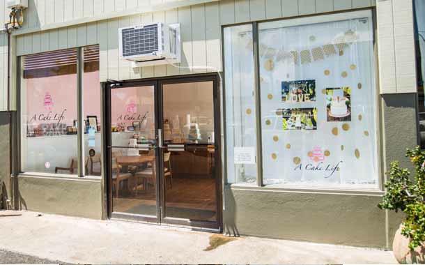 A Cake Life Shop