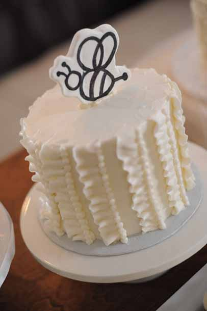 Cakes With Texture