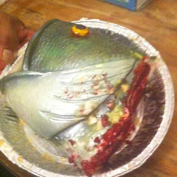 Realistic Bass Fish Groom S Cake A Cake Life