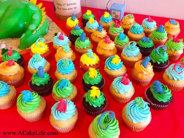 Chases 1st Birthday 3D Baby Dinosaur Cake A Cake Life